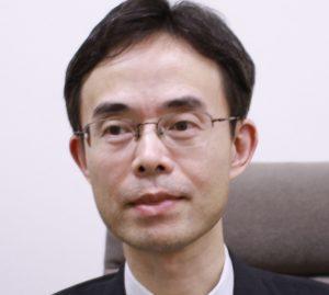 小柳津敬久さん 生産本部 生産管理部 副主席部員