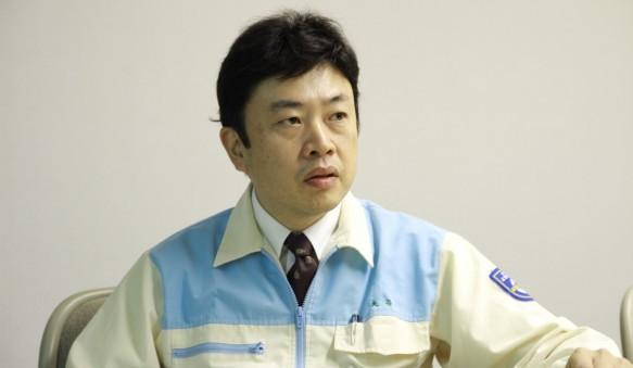 大谷泰久氏 生産技術部門 ビューティケアSCMセンター 部長(技術担当)