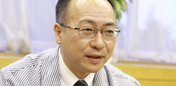 清水目勉さん プロセスイノベーション部 チーム長