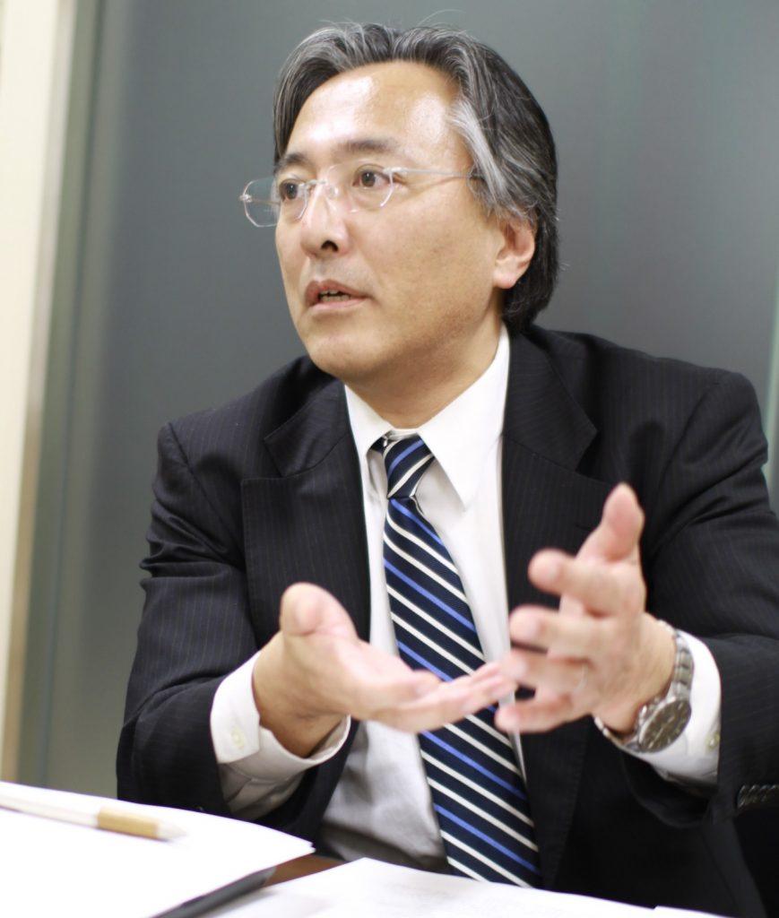 小澤勇夫さん