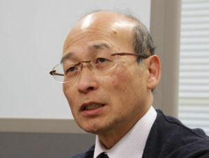 新誠一氏(2015ものづくり総合大会 企画委員長)
