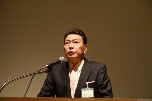 一般社団法人日本能率協会 理事長 中村正己