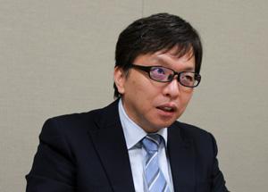 石田秀夫氏