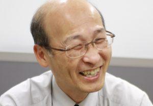 企画委員長の新誠一氏(電気通信大学)