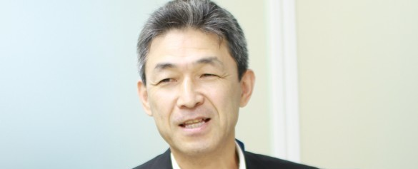 後藤慎二さん 生産技術本部 技術企画グループ グループ長