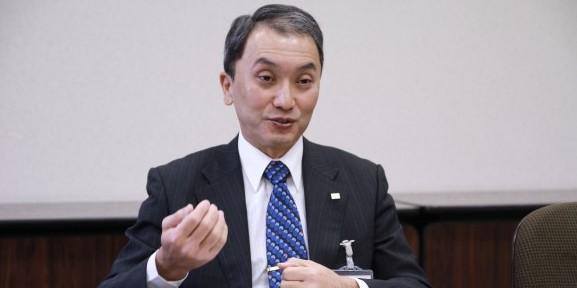 青山英彦さん 生産技術センター 参事