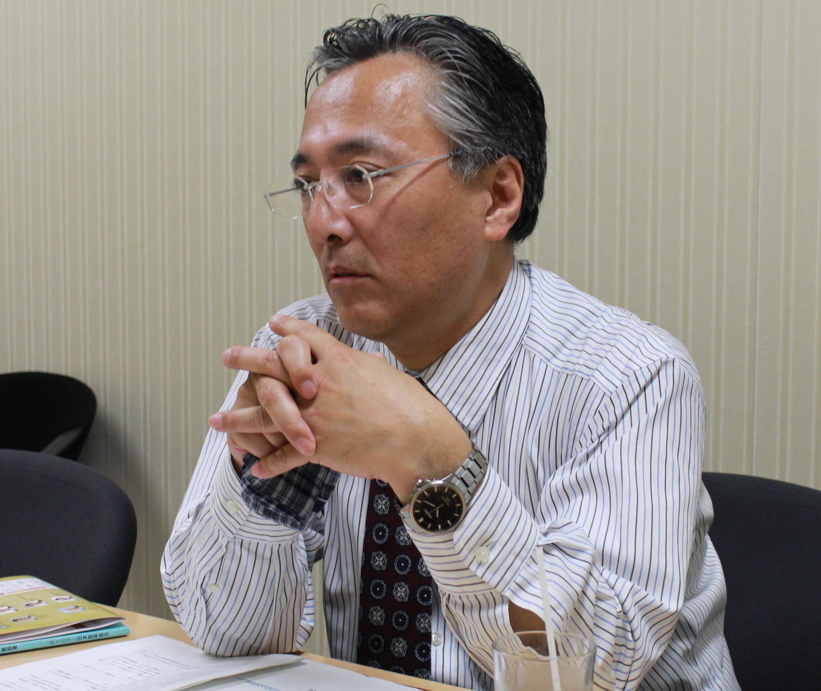 日本能率協会コンサルティング 小澤勇夫氏