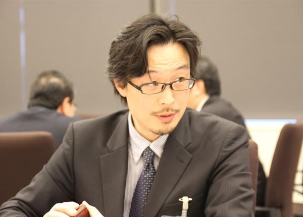 松田将寿氏